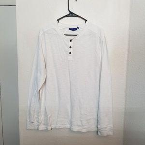 Apt. 9 Henley Shirt. AMAZING! Super Soft! Perfect!
